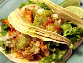 A Taste of Mexico: Braised Pork Belly Tacos