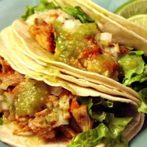 A Taste of Mexico: Braised Pork BellyTacos