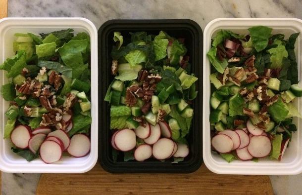 Groundhog Salads